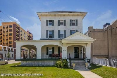 Asbury Park Multi Family Home For Sale: 200 7th Avenue