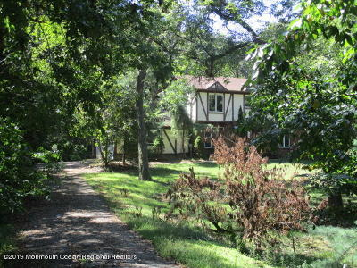 Marlboro Single Family Home For Sale: 90 Dutch Lane Road