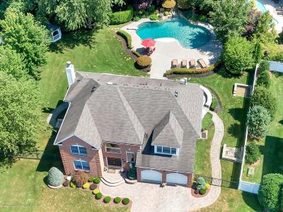 Morganville Single Family Home For Sale: 205 Jensen Court