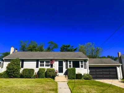 Neptune Township Single Family Home For Sale: 205 Poplar Place