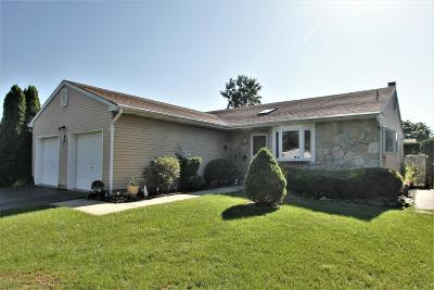 Freehold Single Family Home For Sale: 9 Long Road