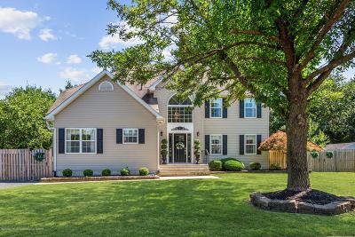 Aberdeen NJ Single Family Home For Sale: $599,000