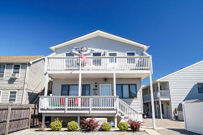 Seaside Heights Condo/Townhouse For Sale: 202 Hamilton Avenue #20