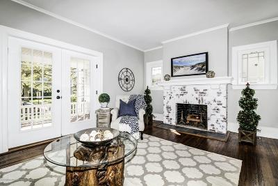 Asbury Park Single Family Home For Sale: 709 7th Avenue