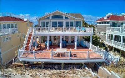 Long Beach Twp Single Family Home For Sale: 7211 Ocean Boulevard