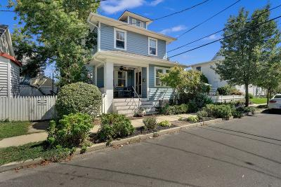 Bradley Beach Single Family Home For Sale: 804 Hammond Avenue