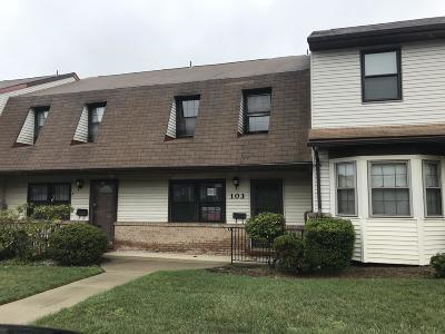 Hazlet Condo/Townhouse For Sale: 103 Village Green Way