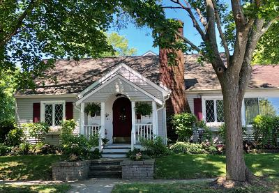 Point Pleasant Single Family Home For Sale: 812 Briarcliff Avenue