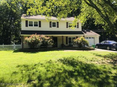 Aberdeen NJ Single Family Home For Sale: $429,900