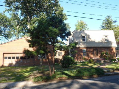 Point Pleasant Single Family Home For Sale: 313 Parker Road
