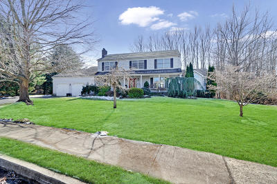 Middletown Single Family Home For Sale: 14 Burdge Drive