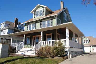 Bradley Beach Rental For Rent: 406 3rd Avenue