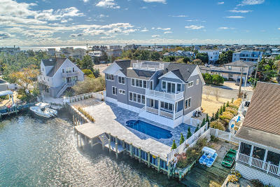 Long Beach Twp Single Family Home For Sale: 181 Marina Boulevard