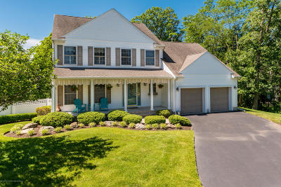 Neptune Township Single Family Home For Sale: 7 Sean Drive