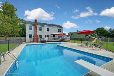 Toms River Single Family Home For Sale: 1393 Hillgrass Court