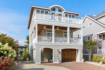 Long Beach Twp Single Family Home For Sale: 4 E Texas Avenue