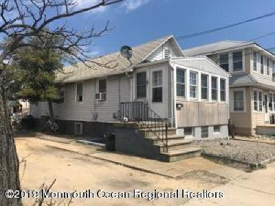 Seaside Heights Single Family Home For Sale: 124 Webster Avenue