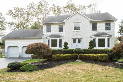 Manalapan Single Family Home For Sale: 125 Union Hill Road