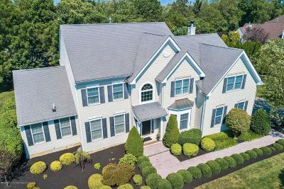 Tinton Falls Single Family Home For Sale: 3 Whirlaway Drive