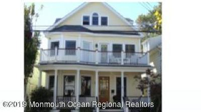 Ocean Grove Rental For Rent: 96 Mount Tabor Way