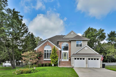Island Heights Single Family Home For Sale: 185 Garfield Avenue