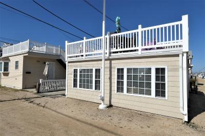 Lavallette Single Family Home For Sale: 3415 Seaview Road