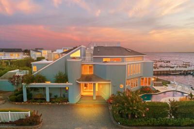 Long Beach Twp Single Family Home For Sale: 48f Long Beach Boulevard #F