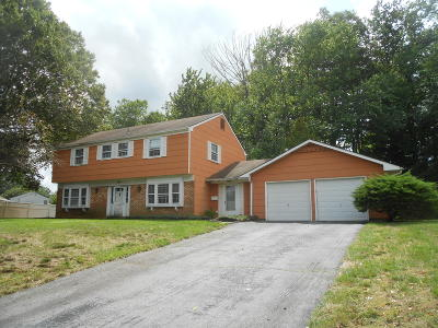 Freehold Single Family Home For Sale: 160 Double Creek Parkway