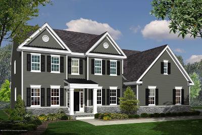 Morganville Single Family Home For Sale: 15 Monarch Path
