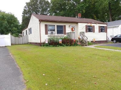 Hazlet Single Family Home For Sale: 72 13th Street