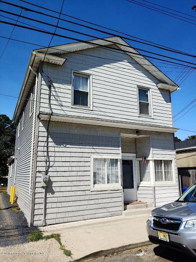 Long Branch Multi Family Home For Sale: 48 4th Avenue