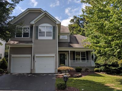 Morganville Single Family Home For Sale: 201 Woodcliff Boulevard