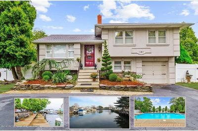 Toms River Single Family Home For Sale: 1187 Fischer Boulevard