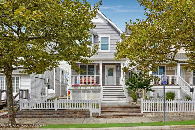 Seaside Heights Single Family Home For Sale: 226 Grant Avenue