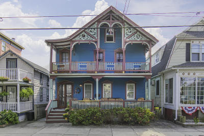 Ocean Grove Single Family Home For Sale: 36 Webb Avenue