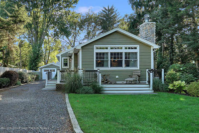 Point Pleasant Single Family Home For Sale: 907 Brooks Road
