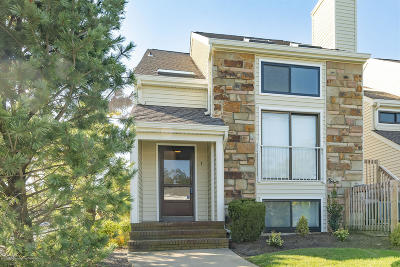 Long Branch Condo/Townhouse For Sale: 580 Patten Avenue #1