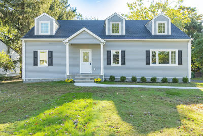 Neptune Township Single Family Home For Sale: 16 W Jumping Brook Road