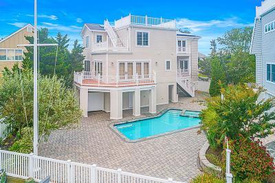 Long Beach Twp Single Family Home For Sale: 13 Auburn Road