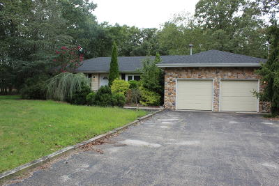 Ocean County Single Family Home For Sale: 44 Olev Drive