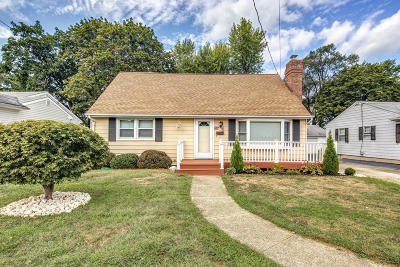 Freehold Single Family Home For Sale: 87 Cannon Road