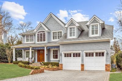 Monmouth County Single Family Home For Sale: 16 N Cherry Lane