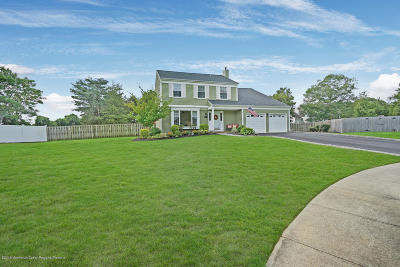 Ocean County Single Family Home For Sale: 1397 Hillgrass Court