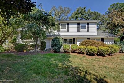 Morganville Single Family Home For Sale: 1 Morris Court