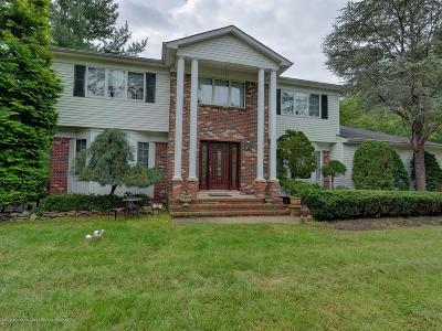Manalapan Single Family Home For Sale: 36 Westbrook Way