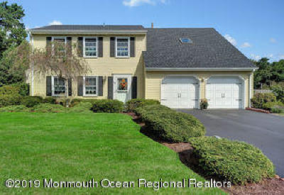 Ocean County Single Family Home For Sale: 68 Bay Bridge Drive