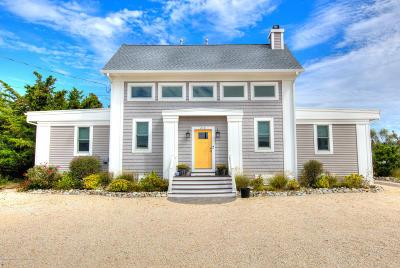 Long Beach Twp Single Family Home For Sale: 210 Tidal Drive