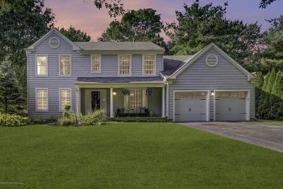 Monmouth County Single Family Home For Sale: 4 Denise Court