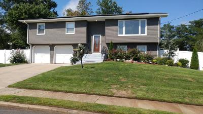Neptune Township Rental For Rent: 606 Stamford Drive