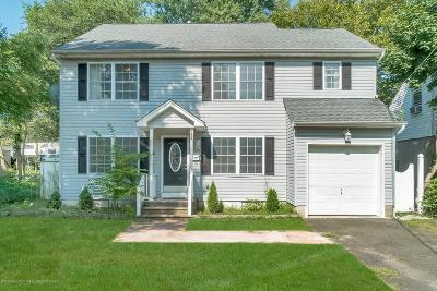 Monmouth County Single Family Home For Sale: 122 8th Street